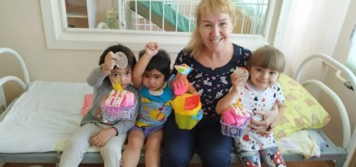 Rimma and kids