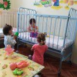 катя и девочки в палате